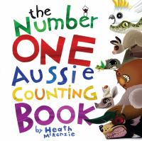 The Number One Aussie Counting Book