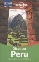Discover Peru [2013]