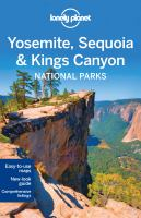 Yosemite, Sequoia & Kings Canyon National Parks, [2016]