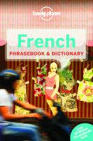 French Phrasebook & Dictionary