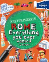 Not-for-parents Rome