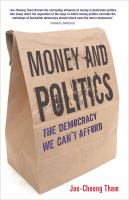 Money and Politics