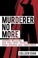 Murderer No More