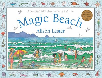 "Book Cover - Magic Beach"" title=""View this item in the library catalogue"
