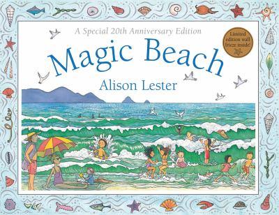 Book Cover - Magic beach