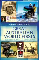 Great Australian World Firsts