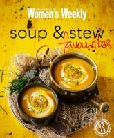 Soup & Stew Favourites