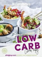 Low Carb, Clean Eating