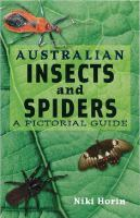 Australian Insects and Spiders