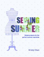 Sewing for Summer