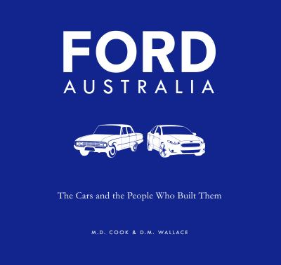 Cover image for Ford Australia