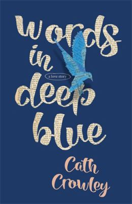 "Book Cover - Words in Deep Blue"" title=""View this item in the library catalogue"