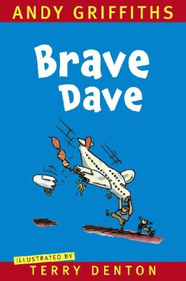"Book Cover - Brave Dave"" title=""View this item in the library catalogue"