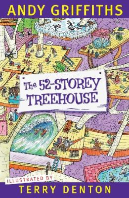 "Book Cover - The 52-storey treehouse"" title=""View this item in the library catalogue"