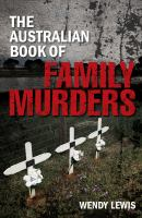 The Australian Book of Family Murders