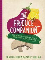 The Produce Companion