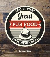Gran cubierta de la comida del Pub. Vínculo: Grandes resultados del catálogo de la comida del Pub