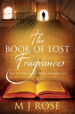 Book of lost fragrances cover