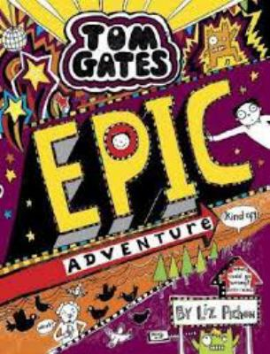 Cover image for Epic Adventure (kind Of)