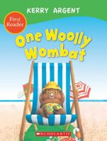 One Woolly Wombat