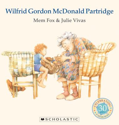 "Book Cover - Wilfrid Gordon McDonald Partridge"" title=""View this item in the library catalogue"