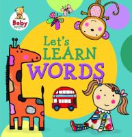 Let's Learn Words
