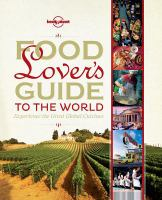 Food Lovers' Guide to the World book cover