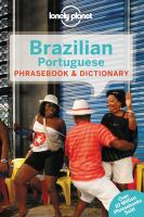 Brazilian Portuguese Phrasebook & Dictionary