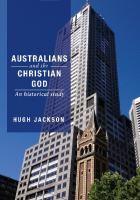 Australians and the Christian God