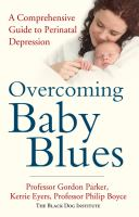 Overcoming Baby Blues