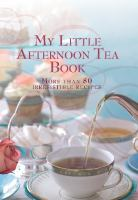 My Little Afternoon Tea Book