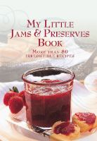 My Little Jams & Preserves Book