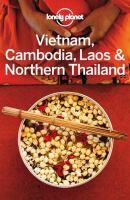 Lonely Planet Vietnam, Cambodia, Laos and Northern Thailand