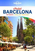 Pocket Barcelona Travel Guide