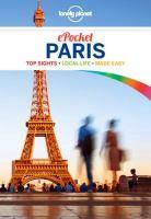 Pocket Paris Travel Guide