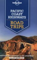 Pacific Coast Highways Road Trips