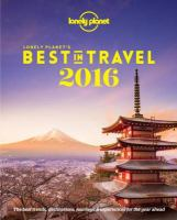 Lonely Planet's Best in Travel 2016