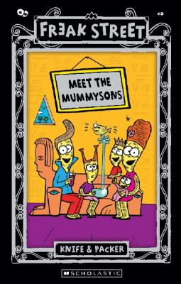 Cover image for Meet the Mummysons