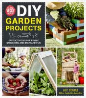 The Little Veggie Patch Co, DIY Garden Projects