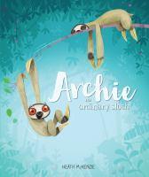 Archie No Ordinary Sloth