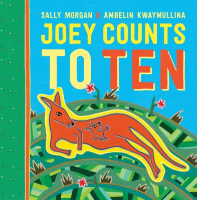 "Book Cover - Joey Counts To Ten"" title=""View this item in the library catalogue"