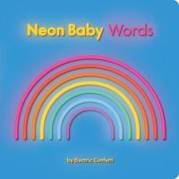 Neon Baby Words