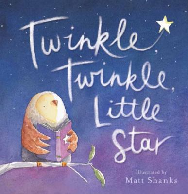 "Book Cover - Twinkle, twinkle little star "" title=""View this item in the library catalogue"