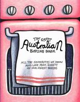 The Great Australian Baking Book