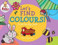 Let's Find Colours!