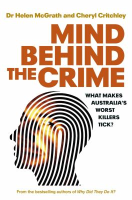 Cover image for The Mind Behind the Crime