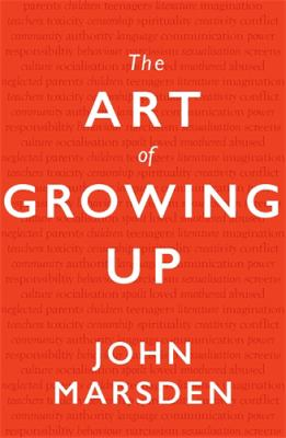 Cover image for The Art of Growing up