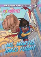 Ms. Marvel Takes Flight
