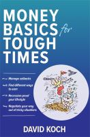 Money Basics for Tough Times
