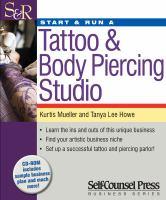 Start & Run A Tattoo & Body Piercing Studio